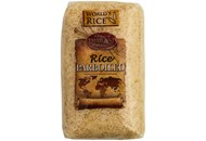 Рис World`s Rice шліфований довгозернистий пропарений 1кг
