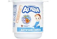 Сирок Агуша груша для дітей від 6 місяців 3,9% 100г