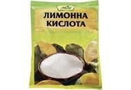 Кислота лимонна Эко харчова моногідрат 25г