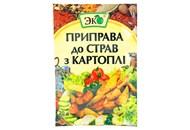 Приправа Эко До страв з картоплі 20г