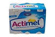 Продукт кисломолочний Actimel солодкий 1,5% 100г