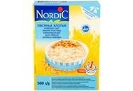 Пластівці вівсяні Nordic швидкого приготування 500г