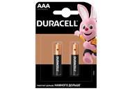 Батарейки AAA LR03-MN2400 Duracell 2шт