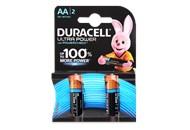 Елемент живлення Duracell TurboMax луж інд заряд АА 1,5V 2шт