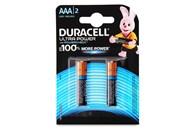 Елемент живлен Duracell TurboMax лужн інд заряд ААА 1,5V 2шт
