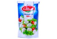 Сир Galbani Mozzarella mini свіжий 38% 285г