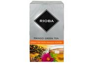 Чай Rioba Mango Green китайськ байховий дрібний 2г*25шт 50г