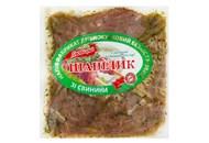 Шашлик зі свинини Глобино Асорті в маринаді охолод ваговий