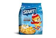 Сніданки сухі Start! Пластівці кукурудзяні глазуровані 850г