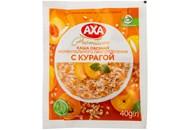 Каша вівсяна Axa миттєвого приготування з курагою 40г