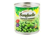 Горошок Bonduelle зелений консервований 200г